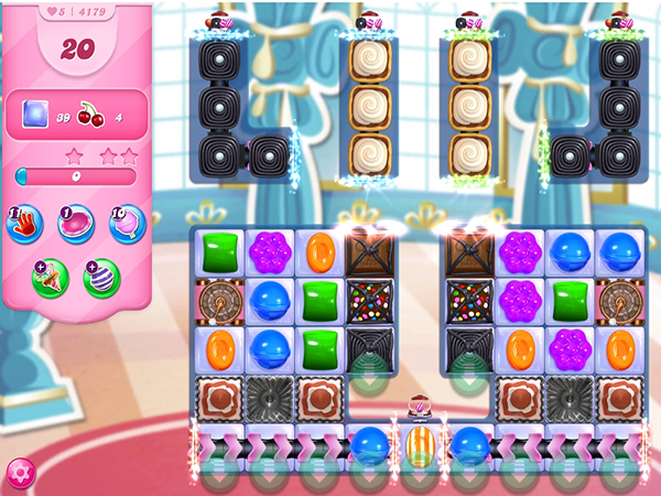Candy Crush Saga Level 4179