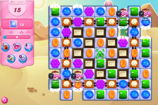 Candy Crush Soda Level 2786